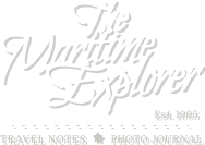The Maritime Explorer Logo