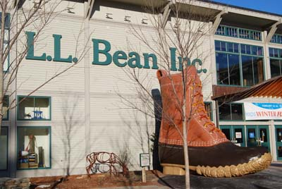 L.L.Bean, Freeport