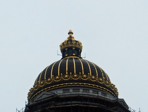 Dome of the Palais du Justice