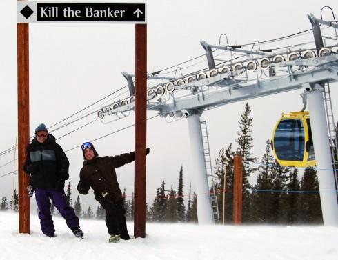 Kill the Banker