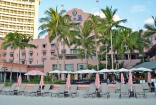 Royal Hawaiian Hotel