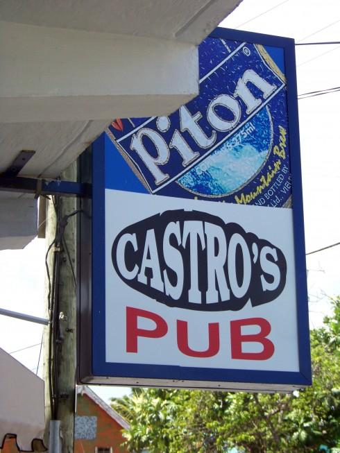 Castro's Pub - Gros Islet