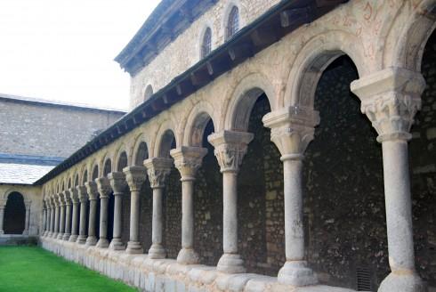 Cloisters Seu d'Urgell