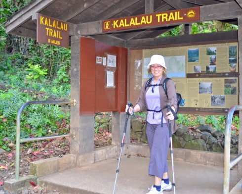 Ready for the Kalalu Trail
