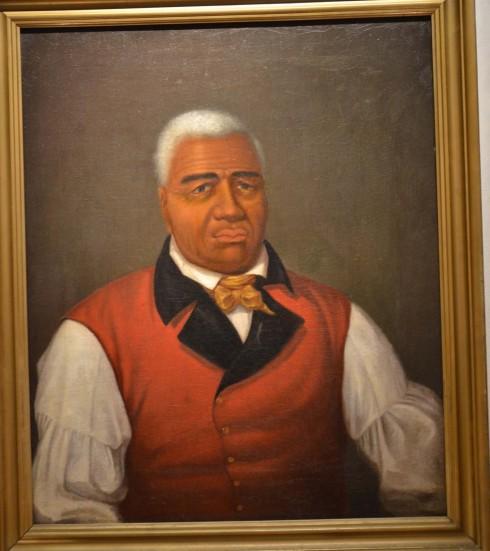 Portrait of King Kamehameha I