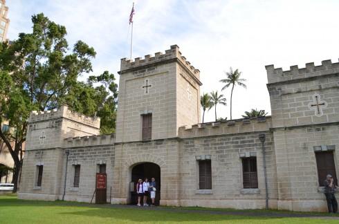 Iolani Barracks
