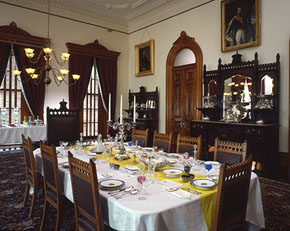 State Dining Room, Iolani Palace