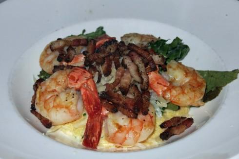 Shrimp at Hula Grill