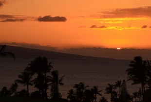 Kaanapali Sunset