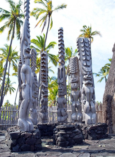 Hale o Keawe guardians