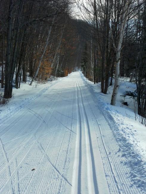 Petit Train du Nord trail