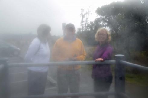 Kilauea Steam Vent