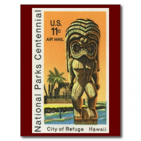 City of Refuge Stamp