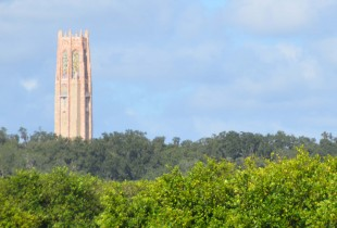 Approach to Bok Tower