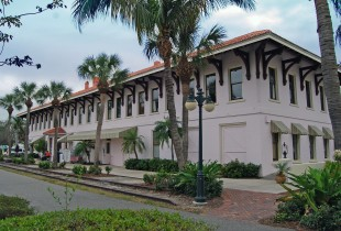 Boca Grande Train Station