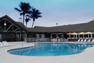 Gasparilla Inn Pool