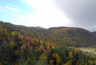 Autumn on Marble Mountain