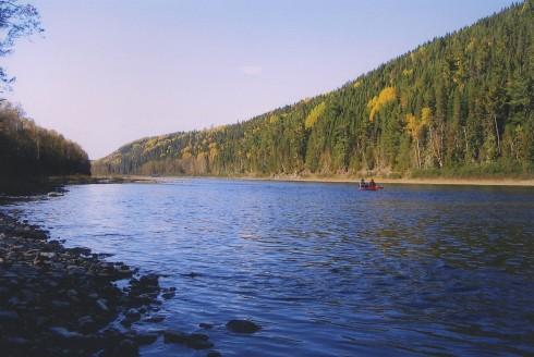 Waters of the Restigouche