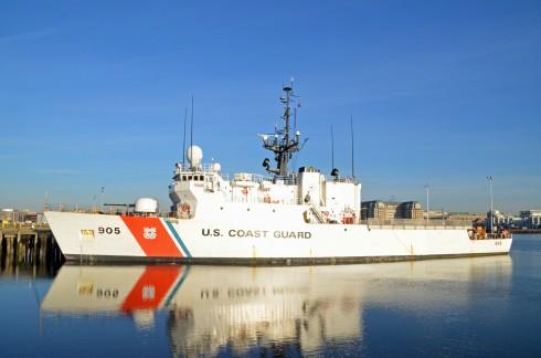 Coast Guard Cutter Boston Harbor