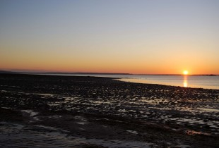 Sunrise Bay of Fundy