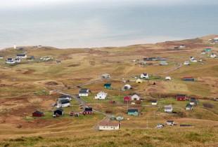 Entry Island community