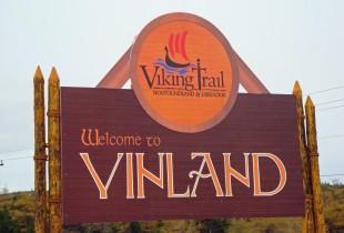 Vinland Sign