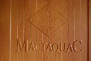 Door to Mactaquac