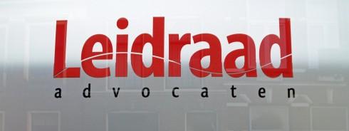 Dutch Litigator sign
