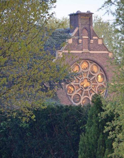 Church in Leiden