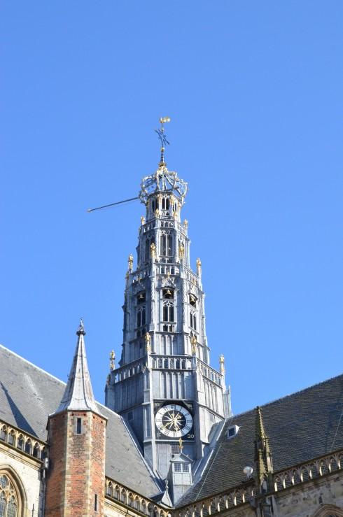 Steeple Grote Kerk