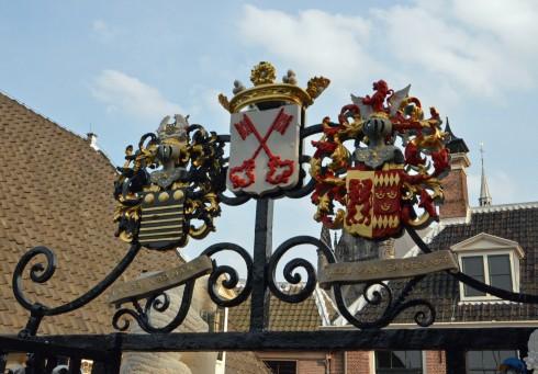 Leiden City Symbols