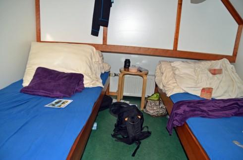 Cabin 2, Zwaan