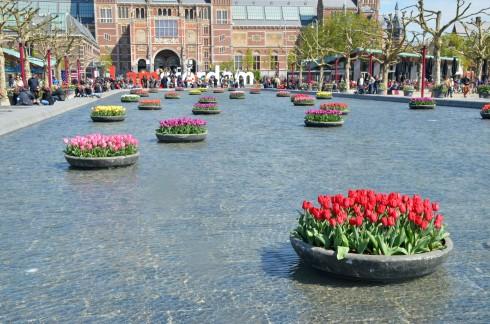 Spring at Rijksmuseum