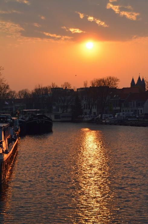 Haarlem Sunrise