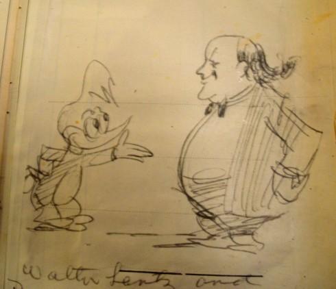 Lantz drawings