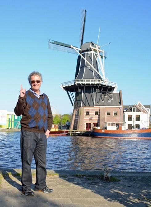 Windmill #1, Haarlem