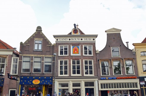 Streetscape, Alkmaar