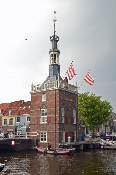 lock house Alkmaar