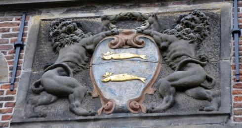 De Rijp coat of arms