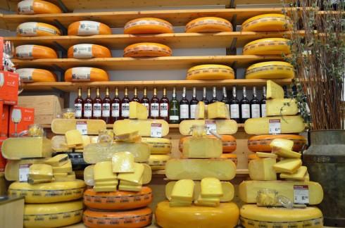 Cheese for sale, Alkmaar