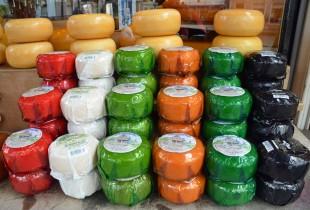 Edam cheeses