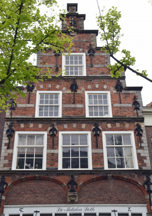 Delft Step House