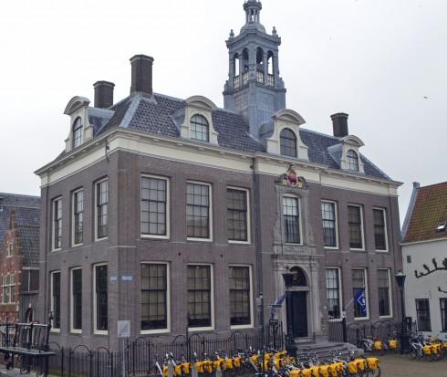 town hall, Edam