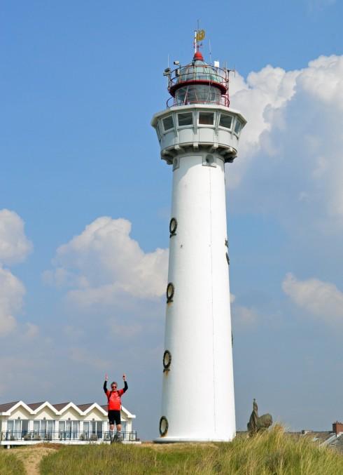 Lighthouse at Egmond