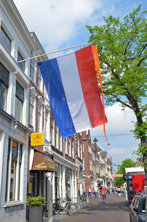Huge Dutch Flag