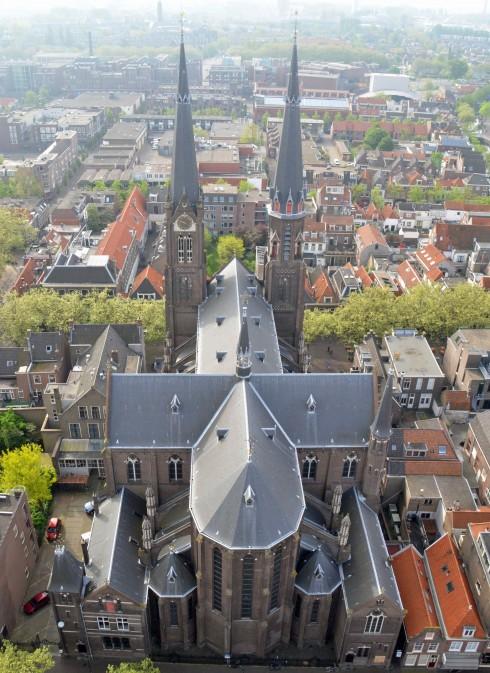 Maria van Jesse Catholic church