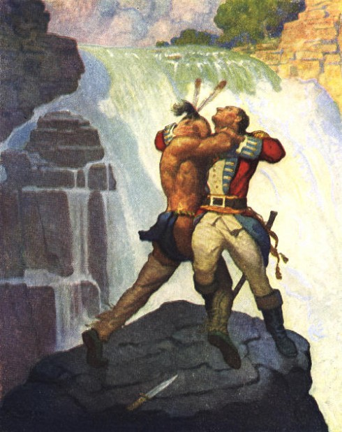 N.C.Wyeth Illustration