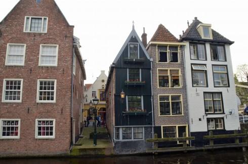 Alkmaar houses