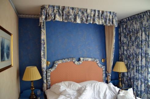 Our bedroom, Carlton Ambassador, The Hague