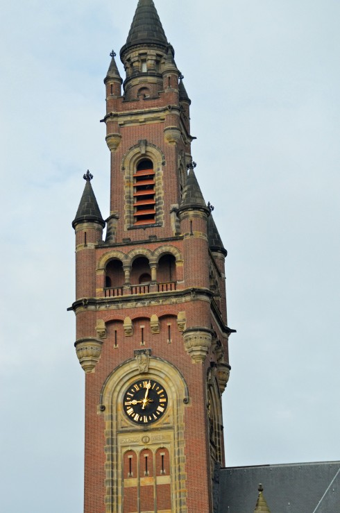Tower of the Palais du Justice
